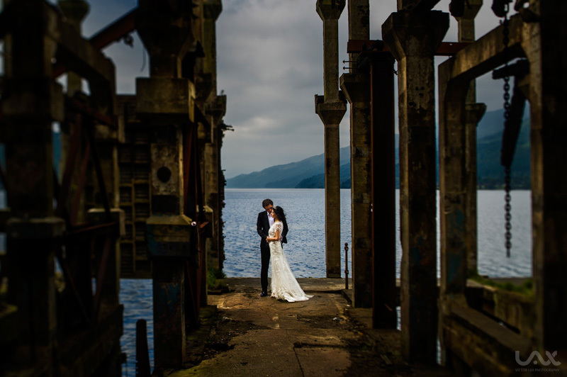 Glasgow wedding photographer, Scottish wedding, Glasgow wedding, Edinburgh wedding, Traquair Centre Edinburgh, Edinburgh wedding photographer, Spain wedding photographer, wedding photo, Jenny Packham, Víctor Lax