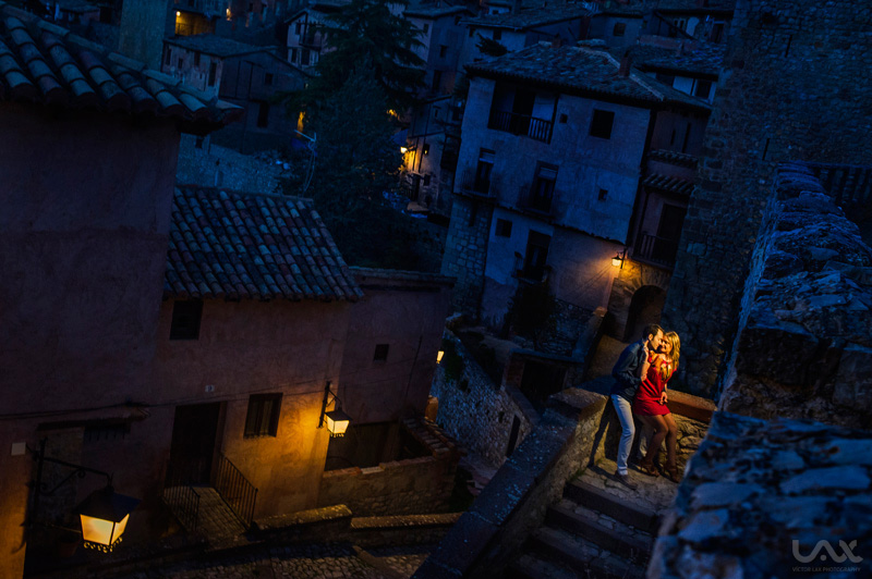 Spanish wedding photographer, Barcelona wedding photographer, preboda en Albarracín, Barcelona wedding photographer, Spain wedding photographer, Spain destination wedding, Engagement session, Victor Lax. Spain best wedding photographer, Best wedding photographer