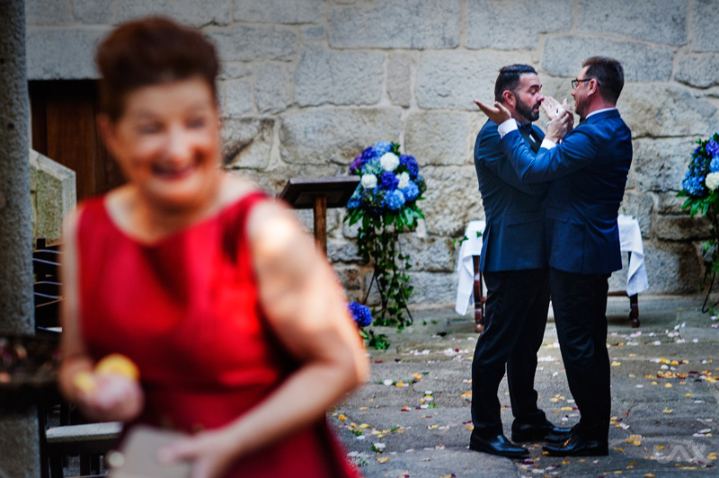 Boda Gay, Spain gay wedding, boda mismo sexo, fotógrafo bodas gay, gay wedding photographer, Pazo de San Damián, Boda Ourense, Spain wedding photographer, orgullo gay, Victor Lax