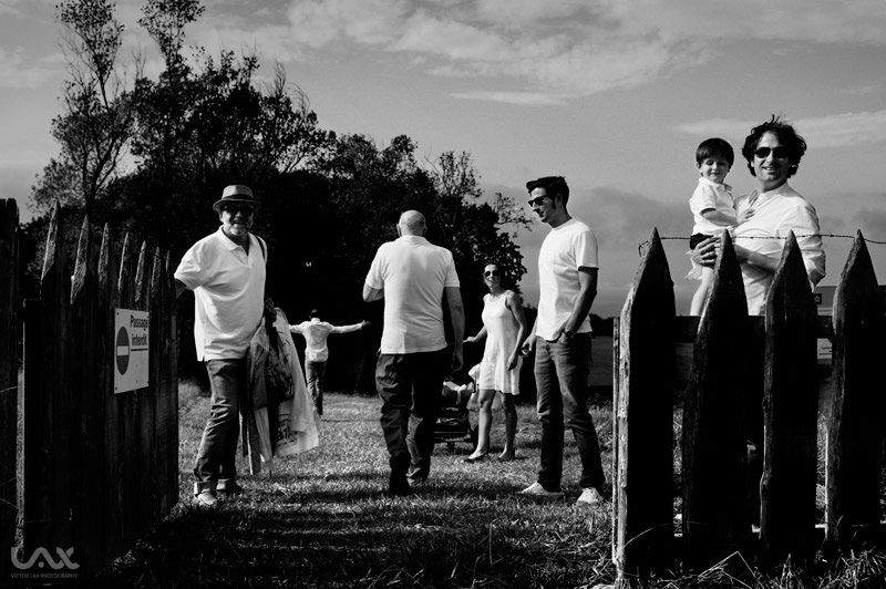 Photographe de mariage. Fotógrafo de bodas. Víctor Lax