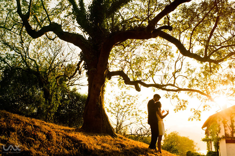 Fotógrafo de bodas. Photographe de mariage. Víctor Lax en Hendaya