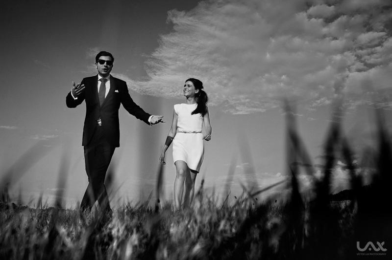 Photographe de mariage. Fotografo de bodas. Víctor Lax