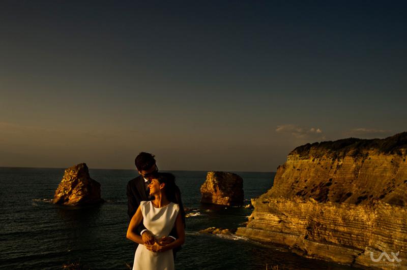 Fotógrafo de bodas en el País Vasco. San Sebastián. Hendaye. Photographe de mariage. Víctor Lax
