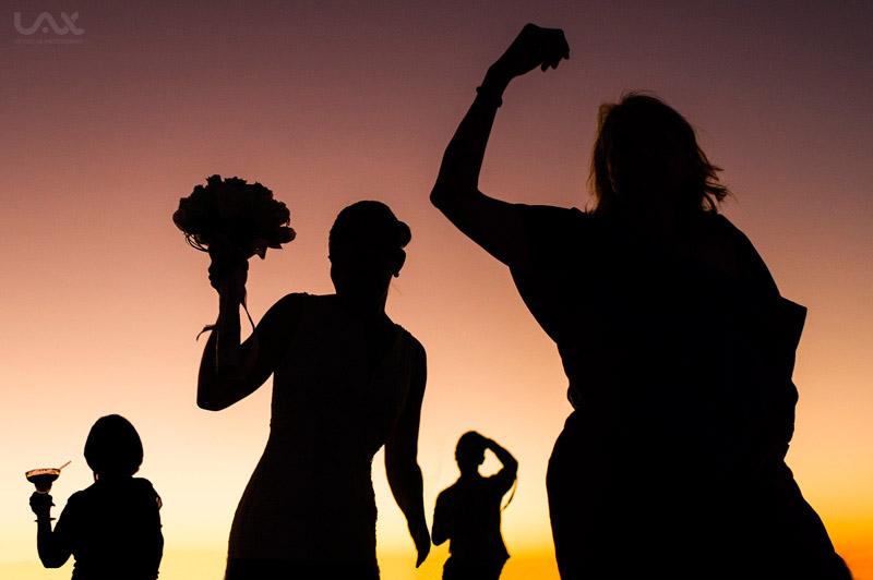 Bonifacios San Carlos, Mexico. Destination Wedding