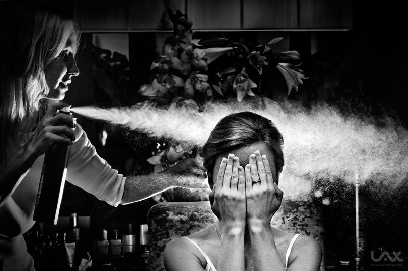 Fotografía creativa y emocional de boda. Víctor Lax