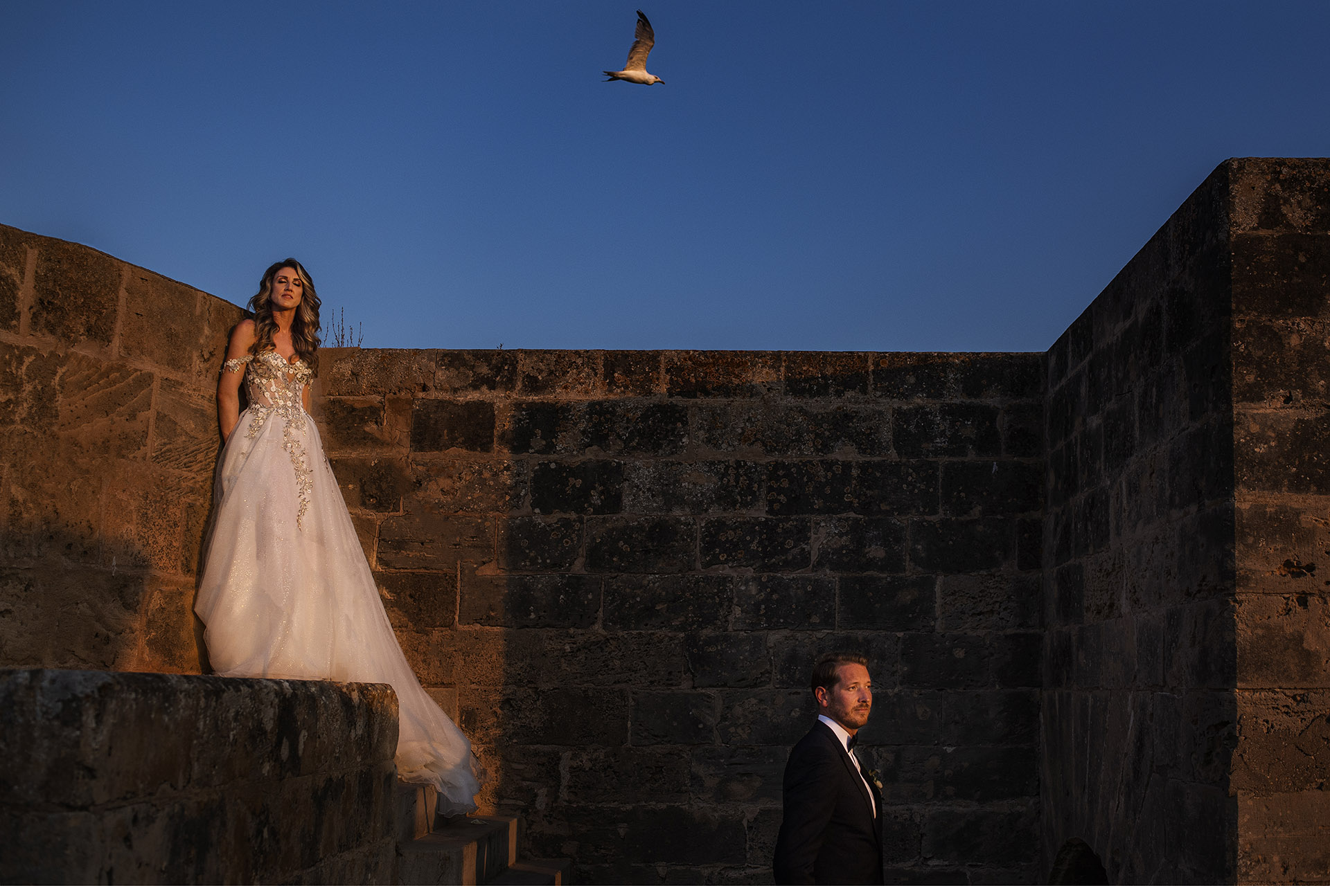 Mallorca wedding, Mallorca wedding photographer, Victor Lax, Galia Lahav, Castillo de San Carlos, Mallorca wedding planner, Best wedding photographer in Mallorca, Best wedding photographer